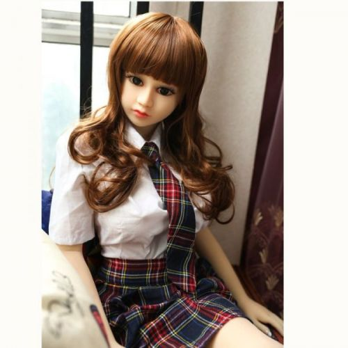 Супер-реалистичная секс-кукла силиконовая XiaoNuo 125 см