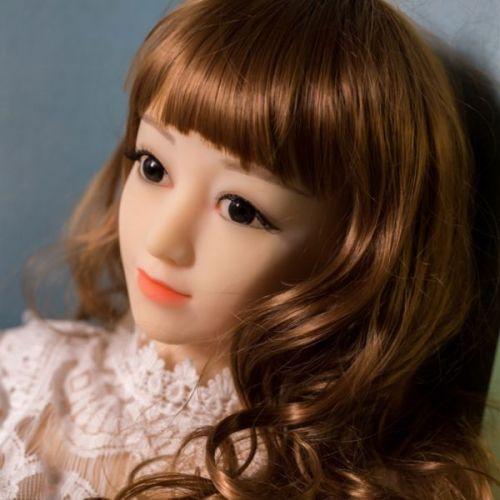 Супер-реалистичная секс кукла силиконовая 160 см с лицом NO.62