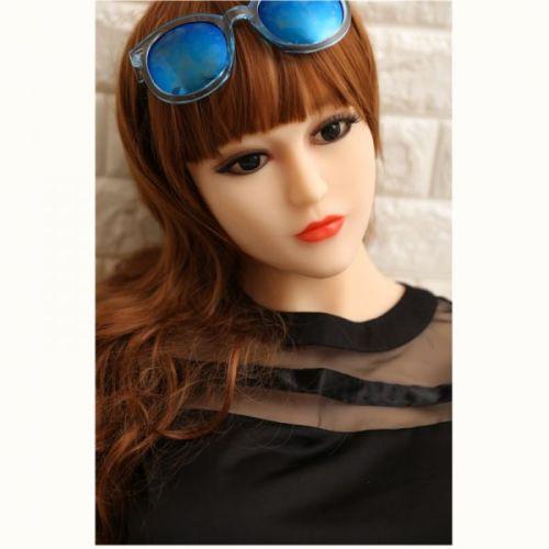 Супер-реалистичная секс кукла силиконовая JiaYuan 160 см