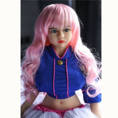 Супер-реалистичная секс-кукла силиконовая Yiyi 105 см