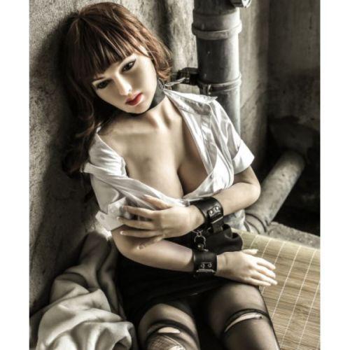 Супер-реалистичная секс кукла силиконовая Fanny 155 см
