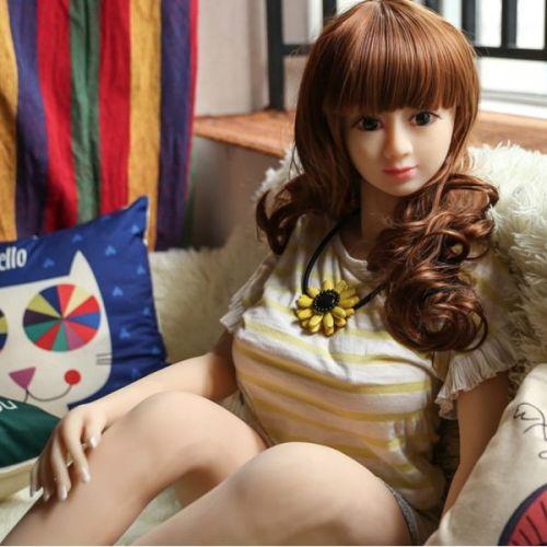 Супер-реалистичная кукла для секса силиконовая 146 см с лицом NO.B02