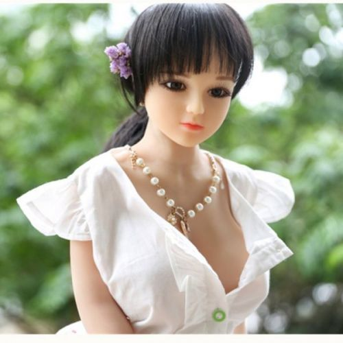 Супер-реалистичная секс кукла силиконовая  Amy 100 см
