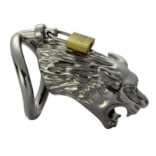 Latest Stainless Steel Male Chastity Device cocks Cage