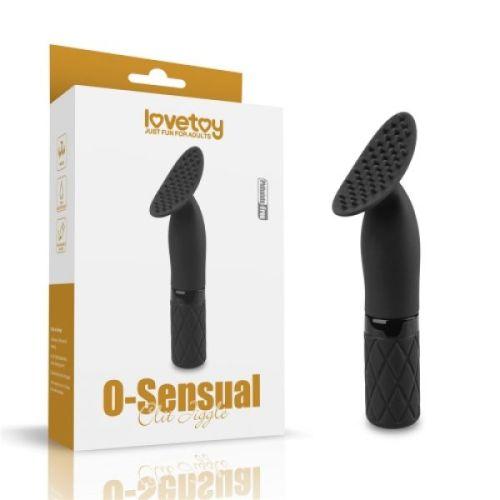 Вибратор для клитора и интимных зон LoveToy O-Sensual Range