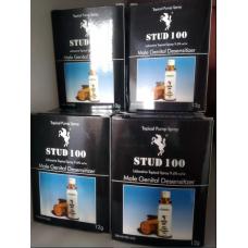 Мужской спрей-пролонгатор на основе лидокаина Stud 100