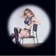 Комплект для Ролевых Игр Игривая Сексуальная учительница S/M