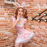 Сексуальный женский костюм для ролевых игр кролик JSY Bunny Girl  S/M