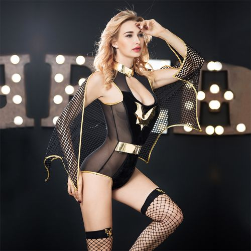 Эротический костюм Ночь сексуальных утех с BATGIRL S/M JSY