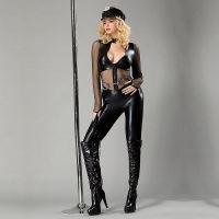 Сексуальный женский костюм для ролевых игр полицейского JSY S/M