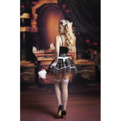 Сексуальный костюм сказочной горничной S/M JSY