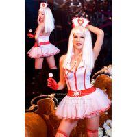 Эротический костюм для ролевых игр восхитительной медсестры S/M JSY