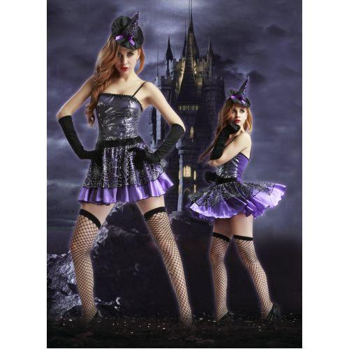 Эротический костюм для ролевых игр Волшебницы Магия Возбуждения S/M JSY