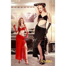Красное элегантное платье Шаловливая выпускница S/M JSY