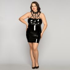Сексуальное черное платье Госпожи L