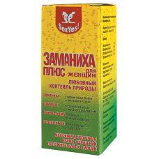 Заманиха Плюс - возбуждающие таблетки для женщин 10 шт в пластиковом пенале LB-15008
