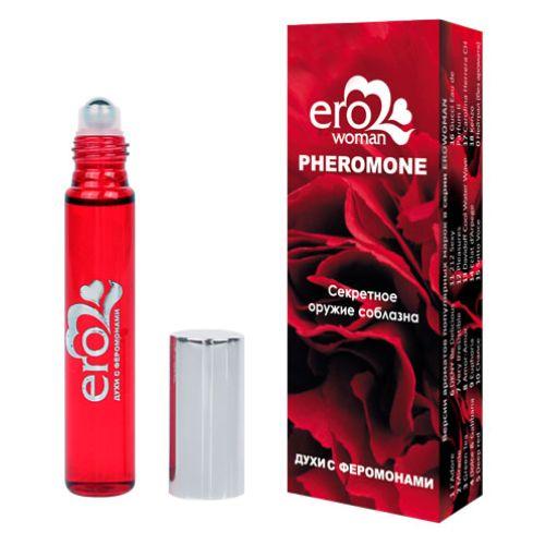 Женские духи с феромонами с ароматом №4 Dolce & Gabbana Light Blue 10 мл