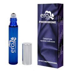Духи с феромонами для мужчин №6 Azzaro Chrome 10 мл