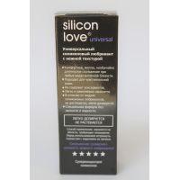 Силиконовый гель-лубрикант SILICON LOVE UNIVERSAL 30г