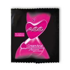 Крем-смазка силиконовая гигиеническая Creamanal acc одноразовая упаковка 4г