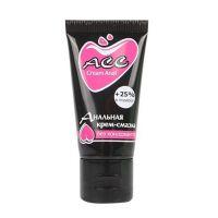 Анальная крем-смазка с эфирными маслами на силиконовой основе Creamanal Аcc 25 мл