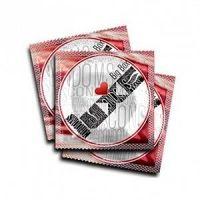 Презервативы ребристые LUXE Big Box