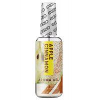 Оральный гель-лубрикант со вкусом и ароматом Яблока и Корицы EGZO AROMA GEL 50 мл