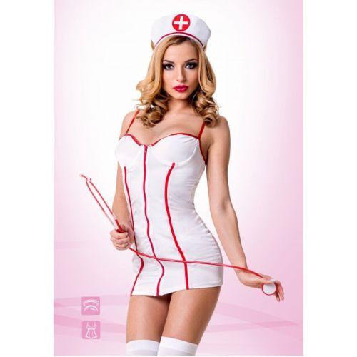 Костюм для секса Сексуальная Медсестричка M/L Le FRIVOLE