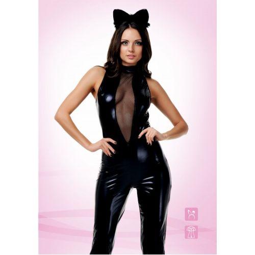 Костюм Чёрная кошка - счастливая к Кровате Дорожка S/M