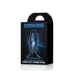 Анальная пробка FABULOUS LKS202