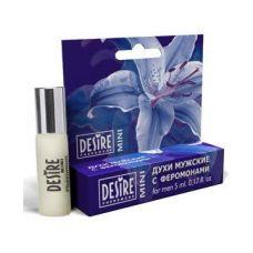 Духи мужские с феромонами Desire Pheromone 5 мл, №8. с ароматом Lacoste pour home (Lacoste) на масляной основе
