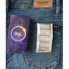 Классические презервативы Makemore Premium Condoms  12 шт