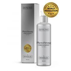Массажное масло для мужчин с феромонами PheroStrong 100 мл