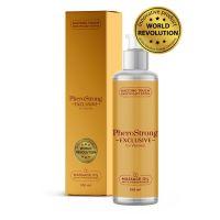 Женское масло для массажа с феромонами PheroStrong 100 мл