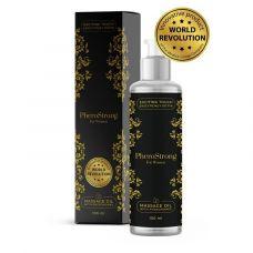 Женское массажное масло с феромонами PheroStrong 100 мл