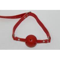 Набор для БДСМ в красном цвете Notabu + ПОДАРОК Пробка BKM-01