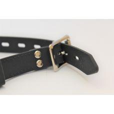 Кляп силиконовый Notabu черный L 55 см D 4,5 см