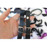 Трусики для страпона кожаные универсального размера для системы Vac-U-Lock