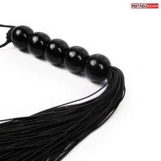 Плетка Notabu черная