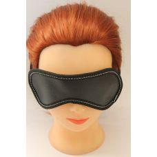 Набор БДСМ маска,ошейник,кляп,фиксатор,наручники,оковы,плеть черного цвета Notabu ПРОБКА в ПОДАРОК
