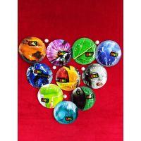 Презервативы ONE Color Sensations классические разноцветные по 1 шт