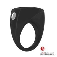 Виброкольцо OVO B6 BLACK