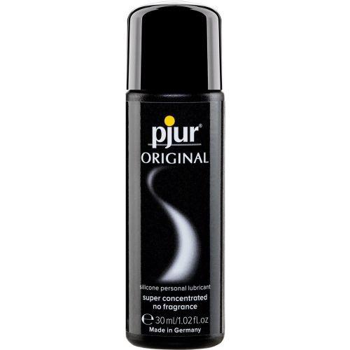 Лубрикант на силиконовой основе pjur Original 30 мл для продолжительного секса (Пьюр, Пджюр) универсальная
