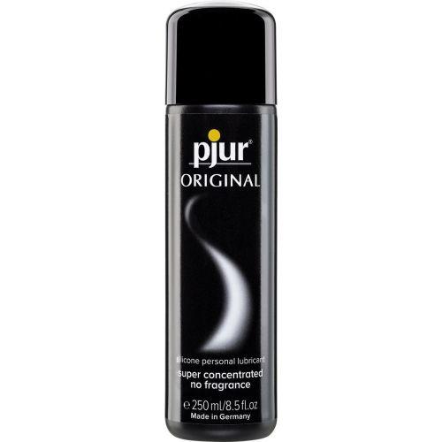 Лубрикант на силиконовой основе pjur Original 250 мл для продолжительного секса (Пьюр, Пджюр) универсальная