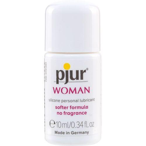 Лубрикант на силиконовой основе pjur Woman 10 мл вагинальный для чувствительной женской кожи (Пьюр, Пджюр)