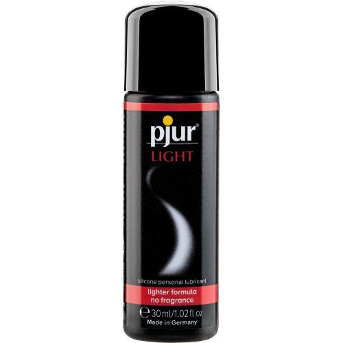 Лубрикант на силиконовой основе pjur Light 30 мл вагинальный и для игрушек (Пьюр, Пджюр) без вкуса и запаха