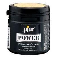 Лубрикант на комбинированной основе pjur POWER Premium Cream 150 мл (Пьюр, Пджюр)