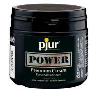 Лубрикант на комбинированной основе pjur POWER Premium Cream 500 мл (Пьюр, Пджюр)