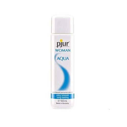 Лубрикант на водной основе pjur Woman Aqua 100 мл вагинальная для женской кожи и для игрушек (Пьюр, Пджюр)