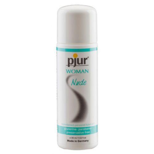 Лубрикант на водной основе pjur Woman Nude 30 мл вагинальная для самой чувствительной женской кожи (Пьюр, Пджюр)